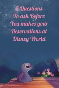 5 questions before you plan your Disney trip
